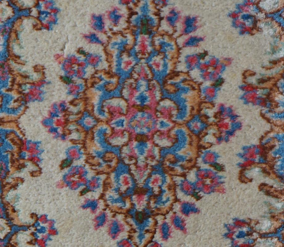 Authentic Kerman Persian Rug