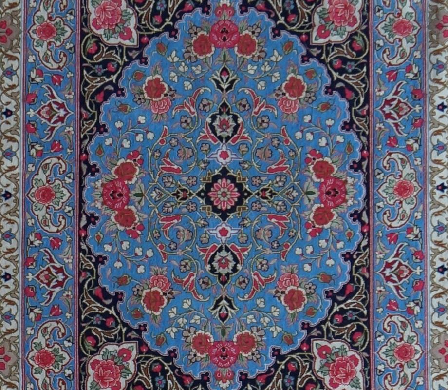 Regal Qum Persian Rug